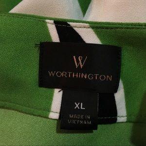 Worthington Tops - Worthinton One Shoulder Blouse
